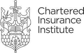 Chartered Insurance Institute logo.
